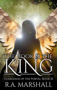 The Rook & the King by RA Marshall 400x625