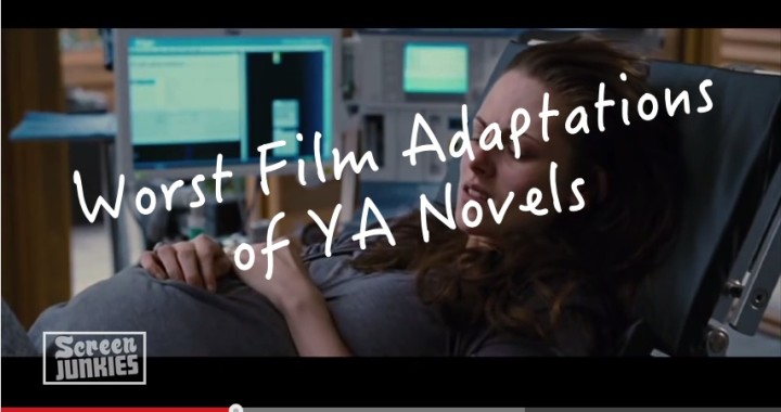 Worst Film Adaptations of YA Novels